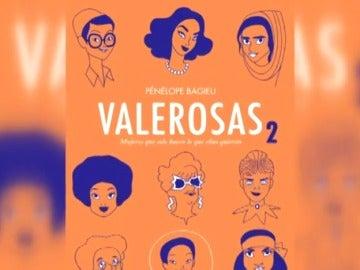 'Valerosas 2' acerca en forma de novela gráfica la historia de 15 admirables mujeres que dejan un legado en nuestra sociedad