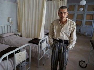 Mario Casas como Francisco Boix en 'El fotógrafo de Mauthausen'