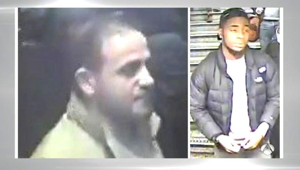 La Policía de Londres busca a dos hombres por los momentos de pánico en Oxford Street