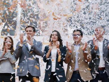 Ciudadanos lanza el lema de campaña 'Ahora sí votaremos'