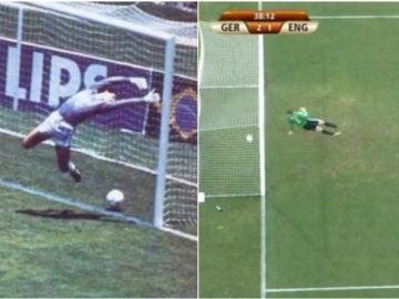 Los goles fantasma más célebres del fútbol