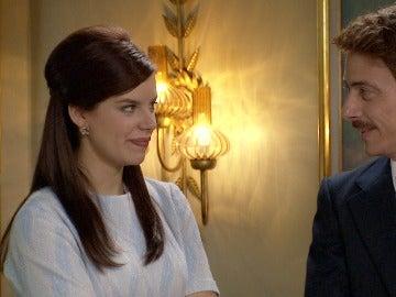 Ana María aprueba una futura relación entre Durán y Marta