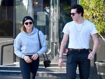 Brooklyn Beckham y Chloe Moretz, muy enamorados por la calle