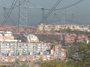 Preocupación por las torres de alta tensión al lado de las viviendas
