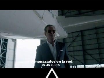 Pierce Brosnan protagoniza 'Amenazados en la red'