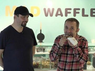 El Bubble Waffle, una nueva tentación
