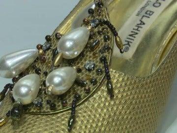Un recorrido por los 45 años de diseño de zapatos exclusivos de Manolo Blahnick