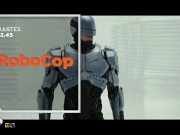 La vuelta de 'Robocop', en Antena 3