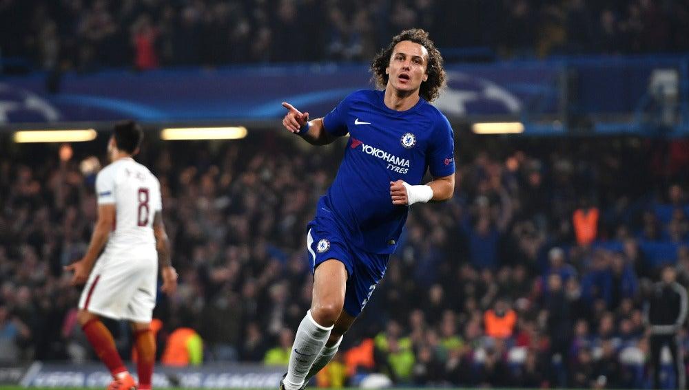David Luiz podría llegar en enero