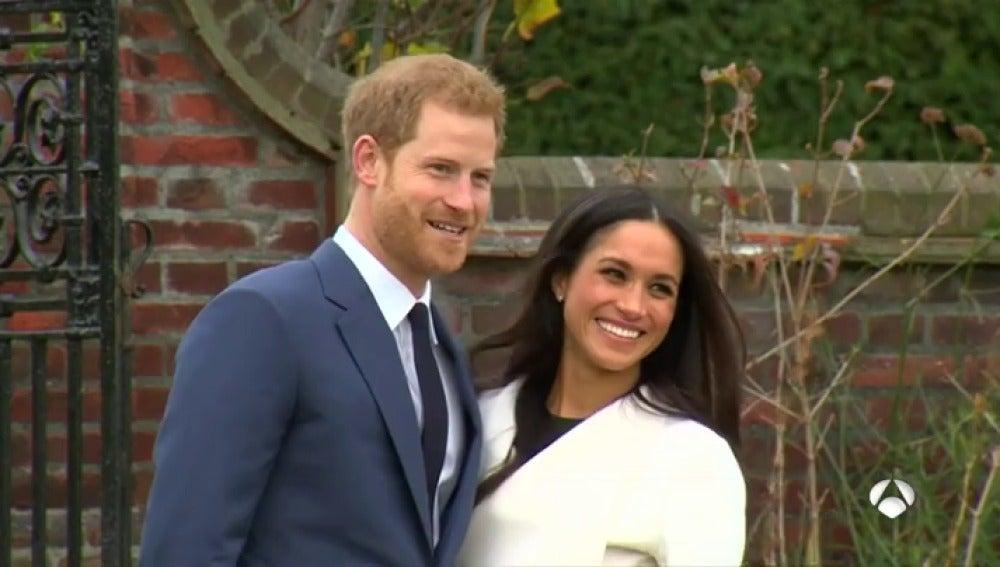Mayo de 2018 en el Castillo de Windsor, el inicio de la nueva vida para Enrique de Inglaterra y, sobre todo, para Meghan Markle