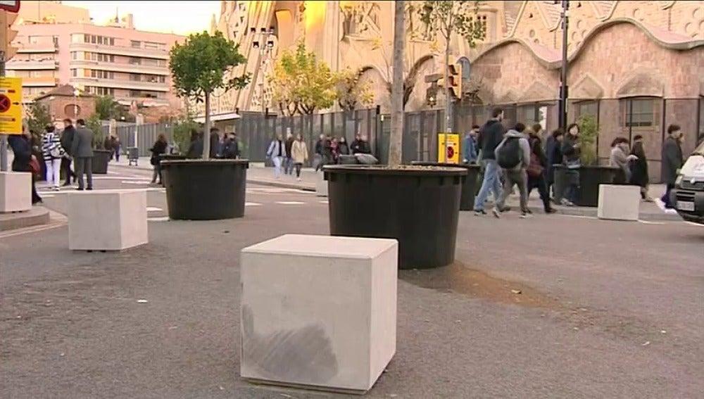 Barcelona refuerza su seguridad de cara a la Navidad