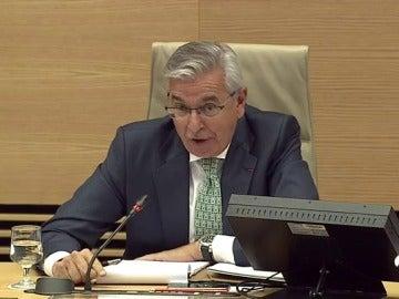 El jefe de la UCO niega presiones y no desvela datos sobre la supuesta financiación irregular del PP