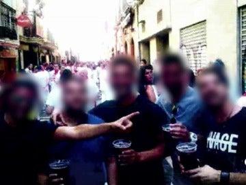 """Los miembros de 'La Manada', en su último turno de palabra: """"Me declaro inocente, confío en la Justicia"""""""