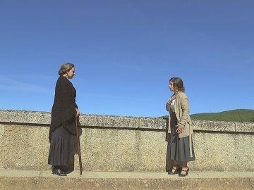 Candela acude a un peligroso encuentro junto a Venancia