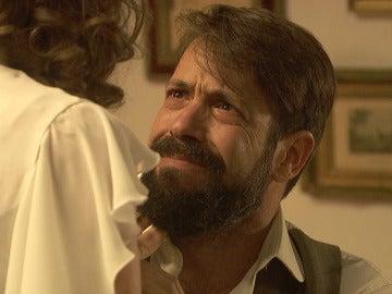 Severo se encuentra con Candela en sueños y se despiden para siempre