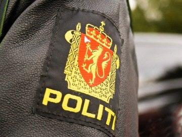 Escudo de la policía noruega