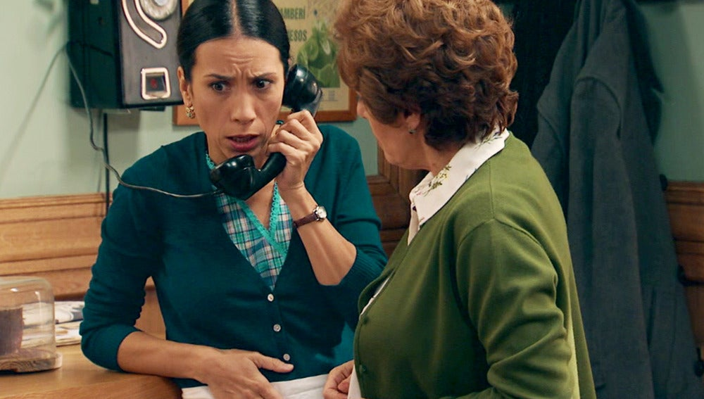 Teresa pedirá un gran favor a Manolita y Benigna