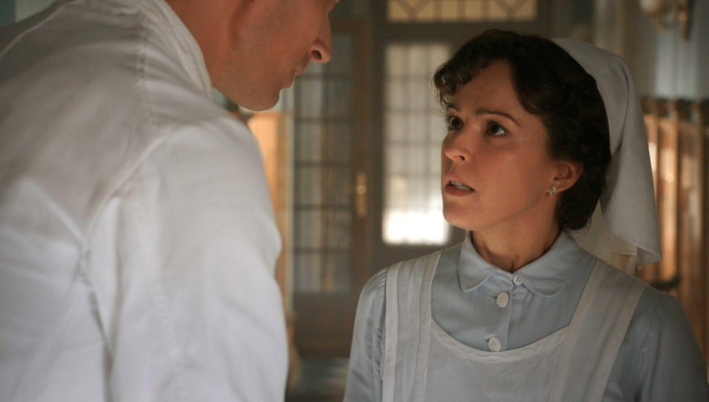 """Pilar le grita a Luis: """"Sigo enamorada de ti"""""""