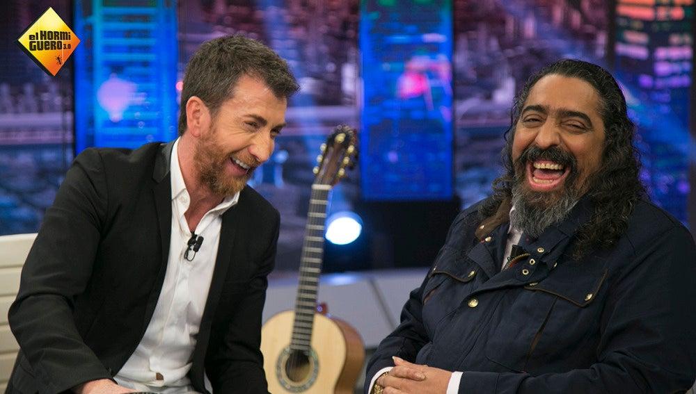 """El nuevo 'hit' de Diego El cigala después de """"¿Lo harás? ¡Atrássss!"""""""