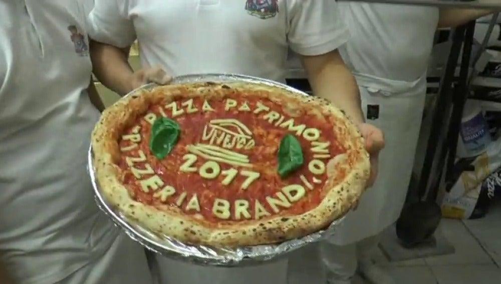 Reconocen como Patrimonio Inmaterial de la Humanidad el arte de los pizzeros napolitanos