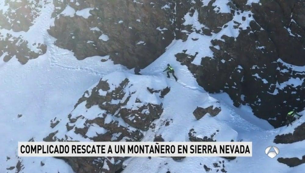 rescate montañero