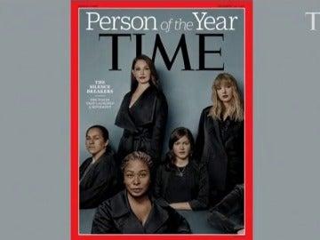 El movimiento contra los abusos sexuales, elegido Persona del Año por la revista Time