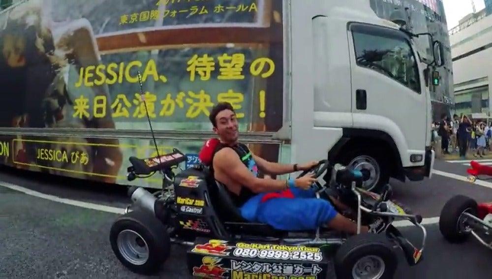 """Japón obliga a usar el cinturón de seguridad en los """"Karts"""""""