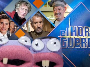 Marc Márquez, Enrique San Francisco, José Sacristán y Karlos Arguiñano se divertirán en 'El Hormiguero 3.0' la próxima semana