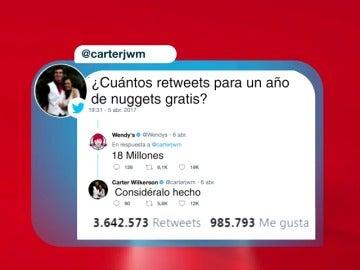 Los mensajes que han tenido más éxito en Twitter en 2017