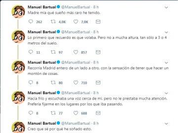 Nueva historia de Manuel Bartual