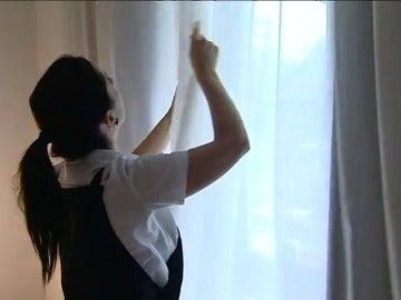 """No habra """"kellys"""" ,limpiadoras de habitaciones de hotel, estas Navidades"""