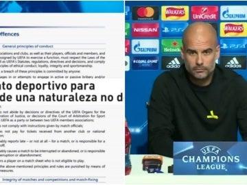 Reglamento de la UEFA sobre mensajes políticos