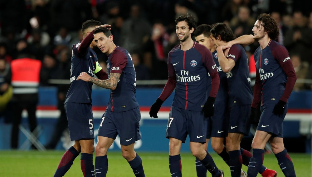 El PSG vence al Lille
