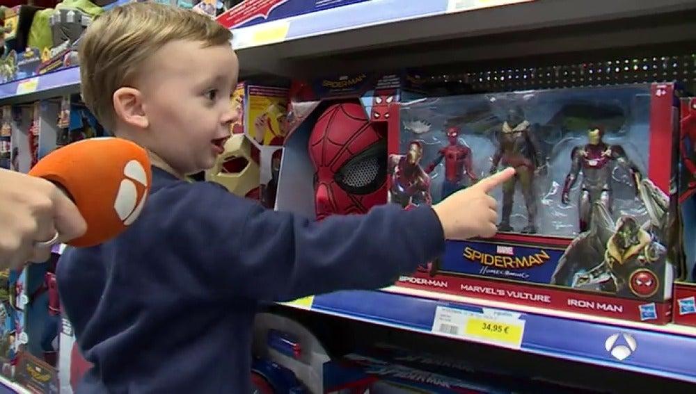 Un mismo juguete puede ser hasta un 19% más caro según el establecimiento donde se compre