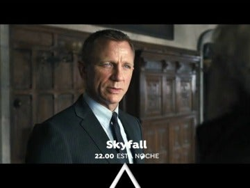 Daniel Craig protagoniza 'Skyfall' en El Peliculón de Antena 3