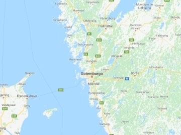 Gotemburgo, en Suecia