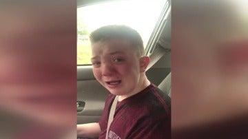 Un niño denuncia en un vídeo estremecedor el bullying que sufre