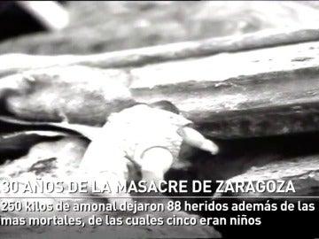 ETA asesinaba a once personas en el atentado de la casa cuartel de Zaragoza