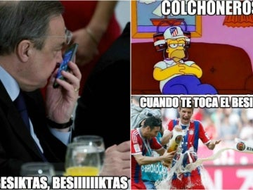 Los mejores 'memes' del sorteo de la Champions