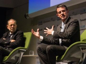El exprimer ministro francés, Manuel Valls