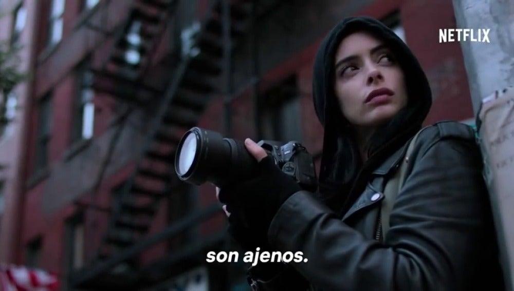 Avance de la segunda temporada de 'Jessica Jones'