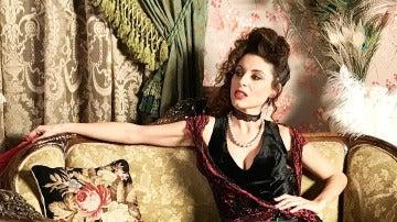 Cayetana Cabezas muestra el lado más sensual de Nazaria