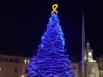 El árbol de Navidad de Vic