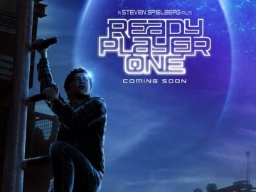 Póster de 'Ready Player One'
