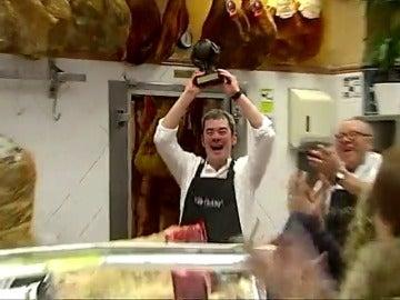 El autónomo del año en España es un carnicero de Calahorra