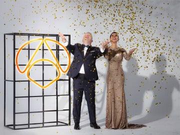 Los presentadores darán las Campanadas en Antena 3