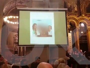 Una iglesia en Barcelona celebra una misa en homenaje al exconseller Forn