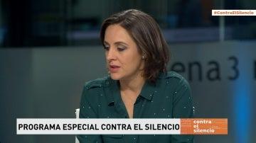 Blanca Hernández, ex delegada del gobierno