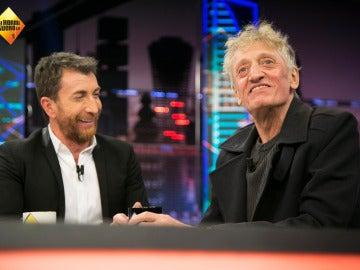 """Pablo Motos revela la foto de la """"época maravillosa"""" de Enrique San Francisco con Rosario"""