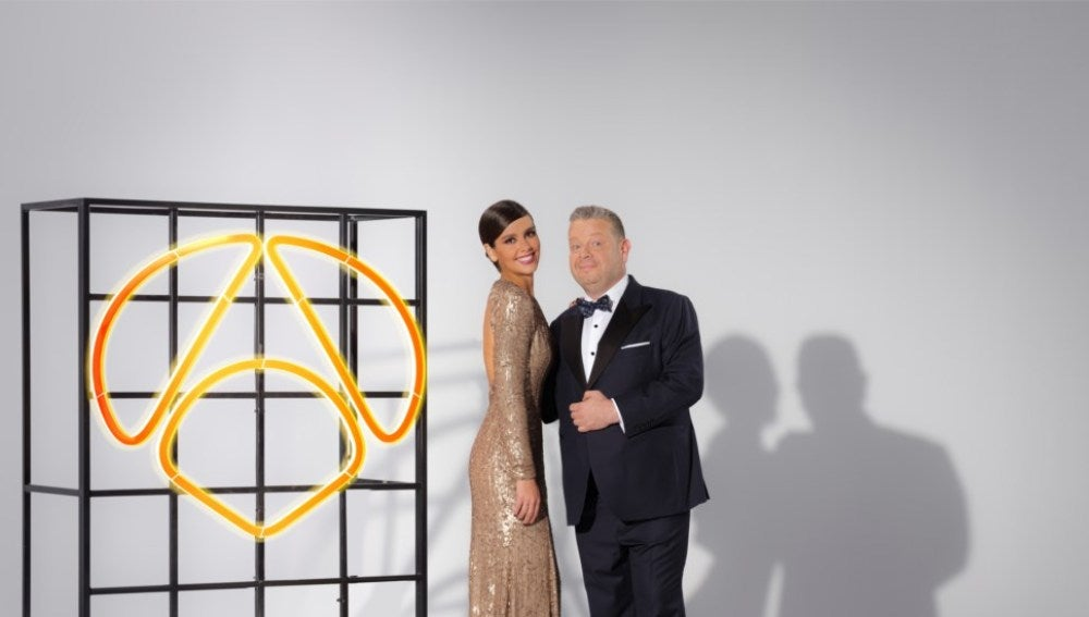 Cristina Pedroche y Alberto Chicote darán las campanadas en Antena 3